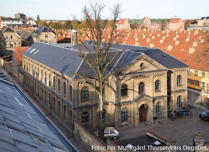 Rundvisning i Bygningskultur Danmark